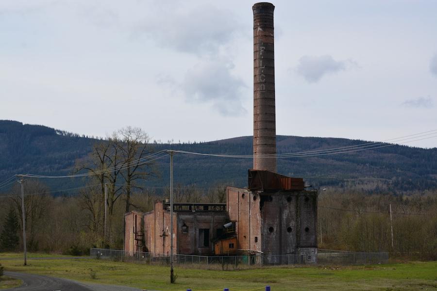 The Packard Sawmill