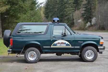 Twin Peaks Bronco