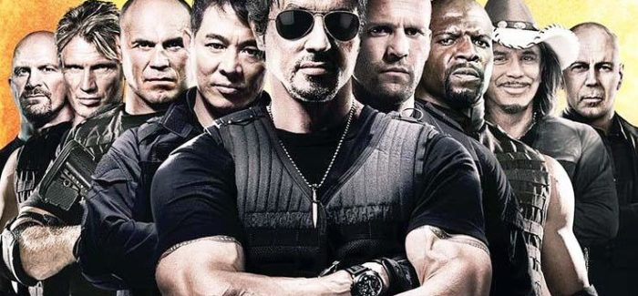 Netflix UK film review: The Expendables