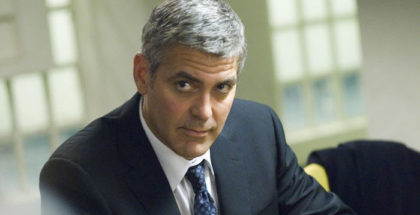 George Clooney as Michael Clayton