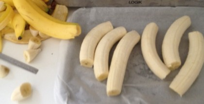Frozen Banana Recipe