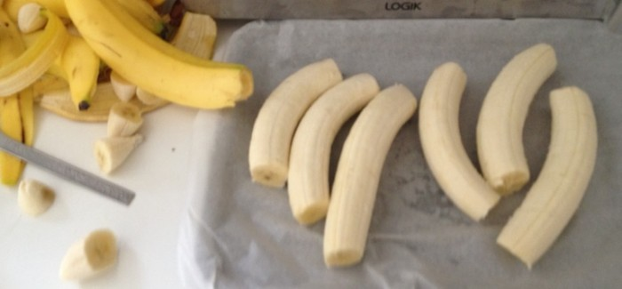 Arrested Development frozen banana recipe