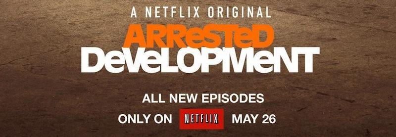 Arrested Development Series 4