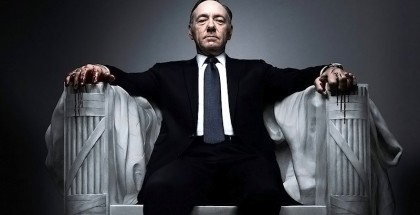 House of Cards directors commentary David Fincher