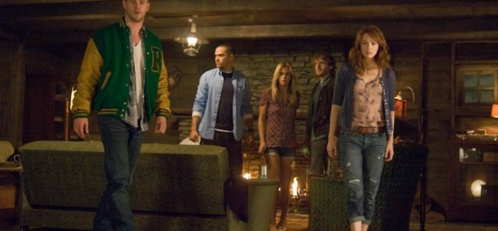 Netflix Uk Film Review The Cabin In The Woods