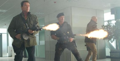 The Expendables 2 - Netflix UK review