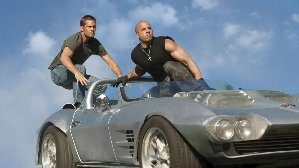 Fast Five - watch online on Netflix
