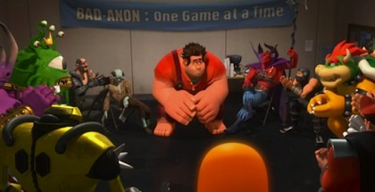 Wreck-It Ralph - iTunes and Blinkbox review