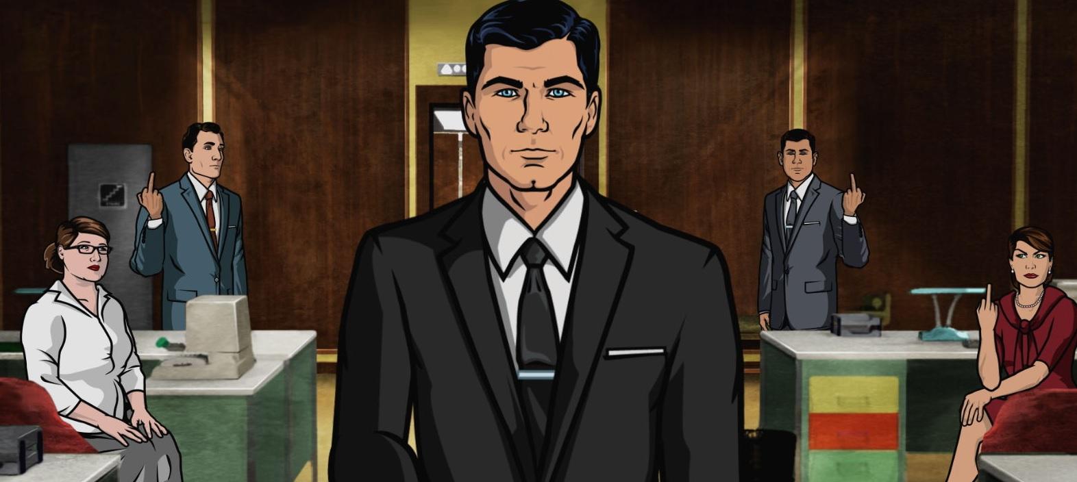 Archer - Netflix review
