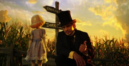Oz the Great and Powerful - video on demand review