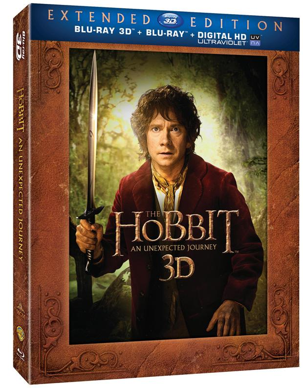 The Hobbit extended edition on VOD