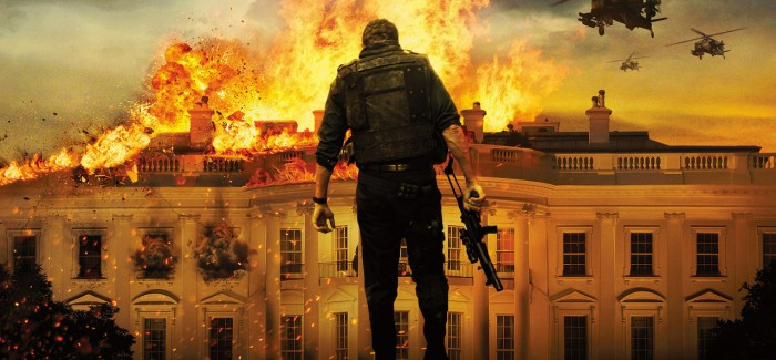 VOD film review: Olympus Has Fallen