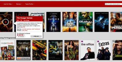 My List - Netflix UK watchlist
