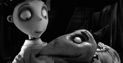 Frankenweenie - NOW TV