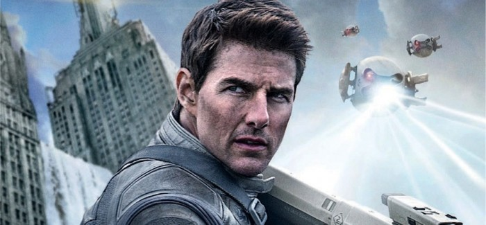 Netflix UK film review: Oblivion