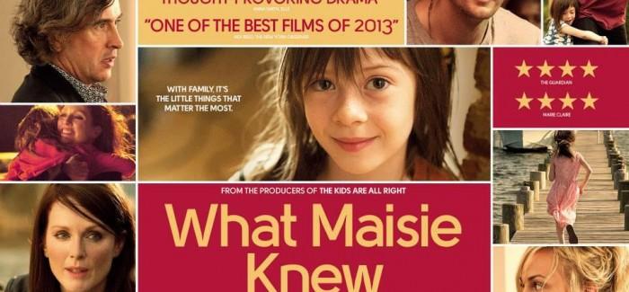 Netflix UK film review: What Maisie Knew