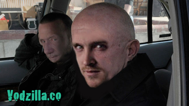 Breaking Bad Face Swap