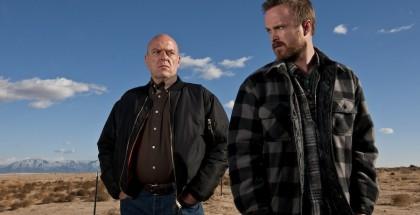 Breaking Bad Season Five - Walt, Hank