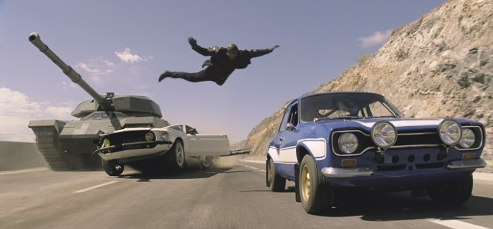 Netflix UK film review: Fast & Furious 6
