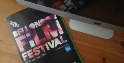 London Film Festival video on-demand