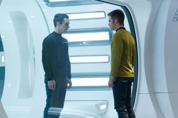 Star Trek Into Darkness Video on Demand