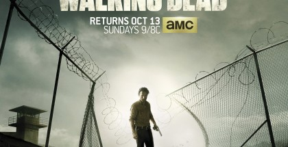 The Walking Dead Season 4 poster