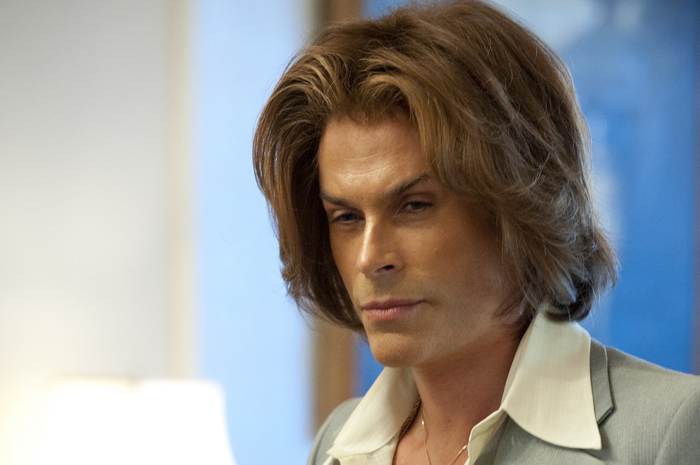 Behind the Candelabra - Rob Lowe's face