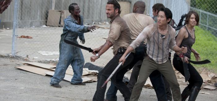 Amazon Prime / Blu-ray review: The Walking Dead Season 3