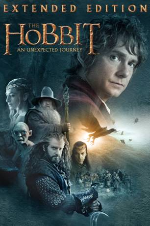 The Hobbit Extended Edition iTunes