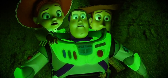 VOD film review: Toy Story of Terror!