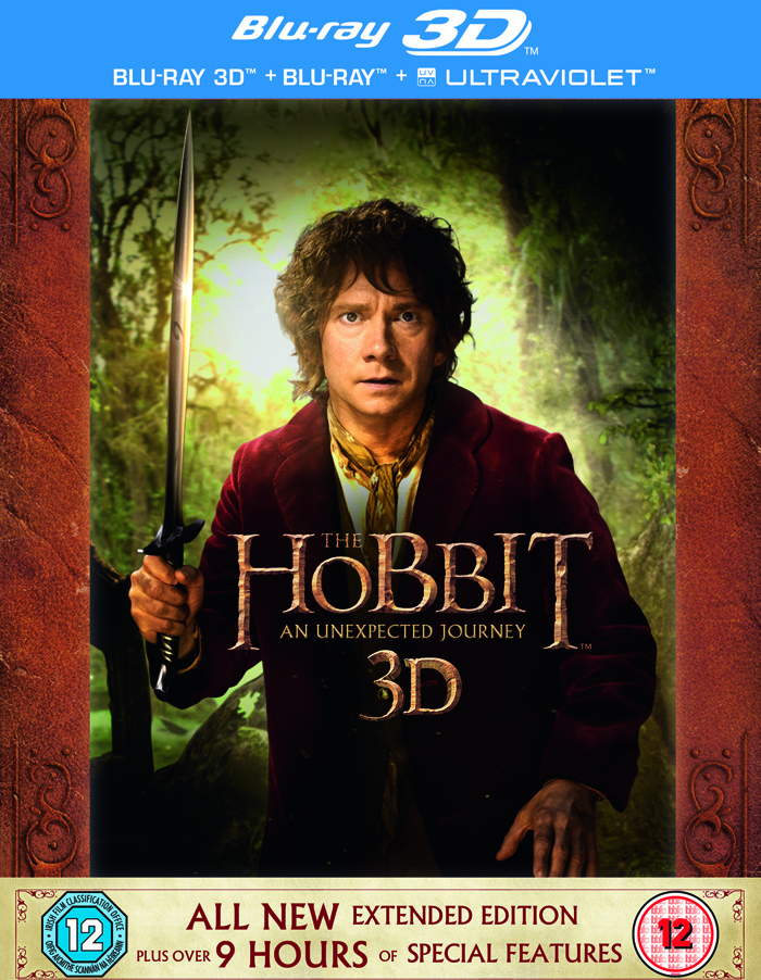 Competition - win The Hobbit: An Unexpected Journey Extended Edition Blu-ray