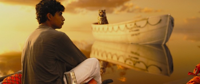 Vod film review life of pi for Life of pi cast