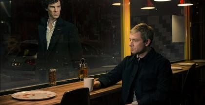 Sherlock - Season 3 - BBC - new still