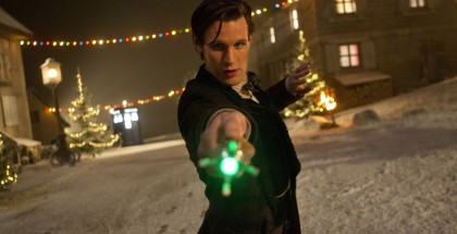 Doctor Who dominates BBC iPlayer downloads - Christmas 2013