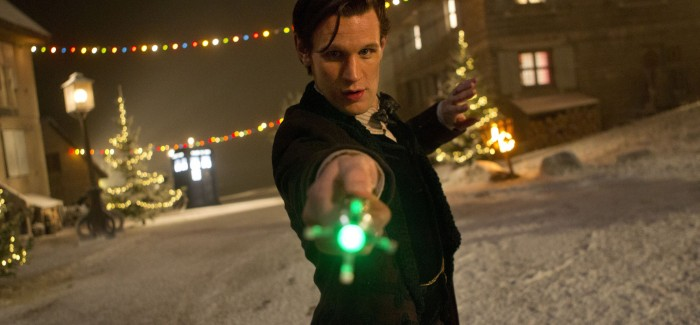 UK TV review: The Time of the Doctor (2013 Christmas special)
