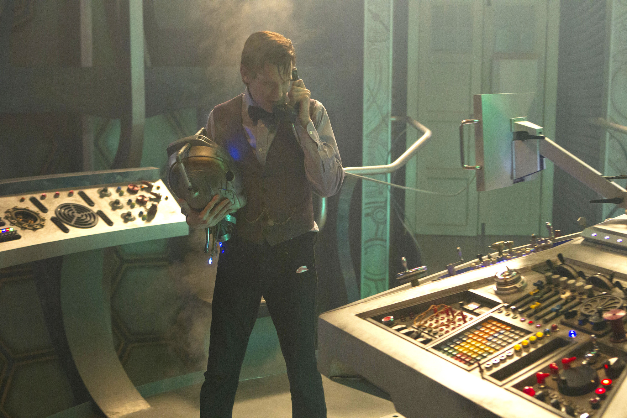 The Time of The Doctor - TV review