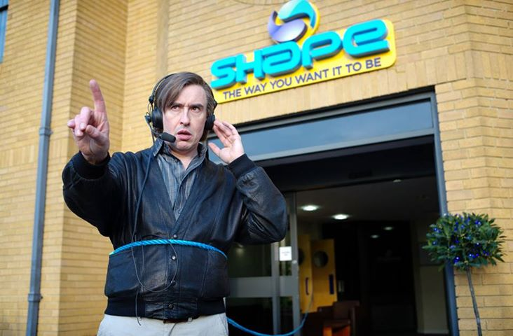 Alan Partridge - Alpha Papa - watch online - film review