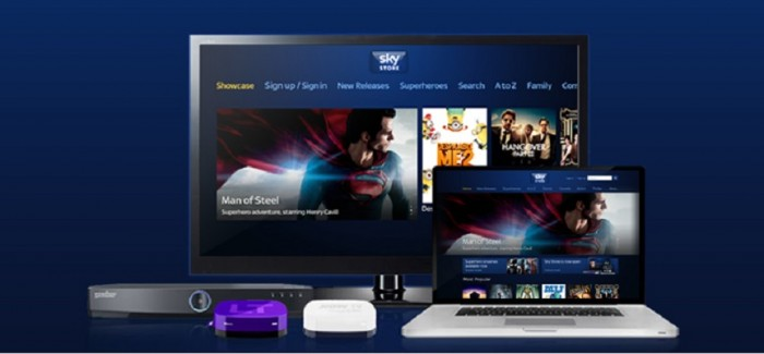Sky Store opens up online movie rentals to public