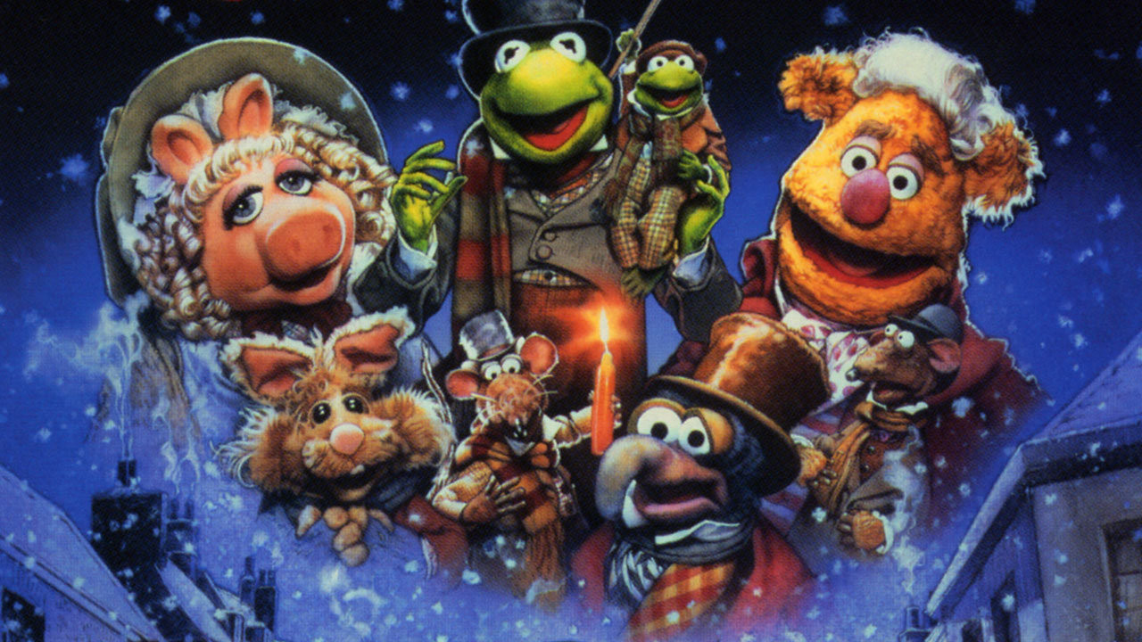 The Muppet Christmas Carol - Netflix - Christmas movie