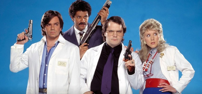 A look back at Garth Marenghi's Darkplace