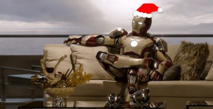 iron man 3 christmas