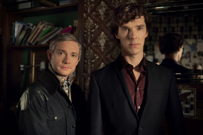 Sherlock most popular programme in 2014, as iPlayer enjoys record year