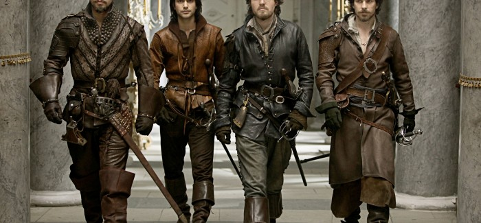 VOD TV review: The Musketeers (BBC) – Episode 1