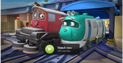 Chuggington lovefilm instant
