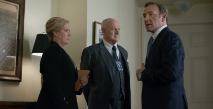 House of Cards Chapter 18 review