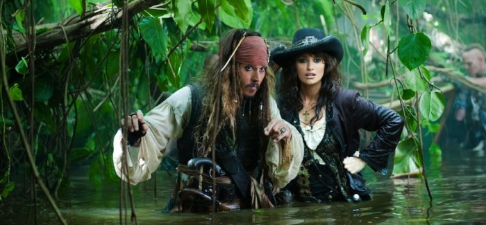 VOD film review: Pirates of the Caribbean: On Stranger Tides