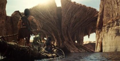 John Carter Netflix film review watch online