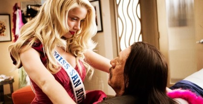 Machete Kills - Amber Heard - watch online