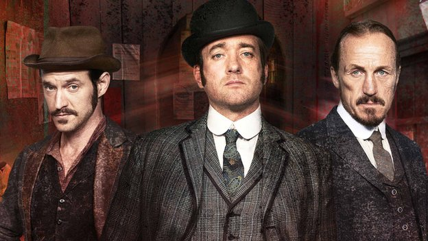 Ripper Street resurrect for third season on Amazon Prime Instant Video