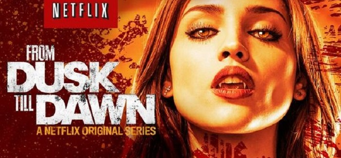Netflix Original series From Dusk till Dawn arrives 12th March